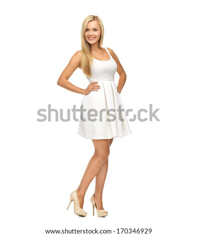White Dress Stock Photos, Royalty-Free Images & Vectors - Shutterstock