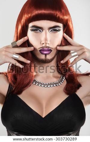 Makeup Shemales in