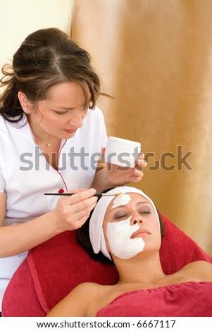 Beauty salon - stock photo