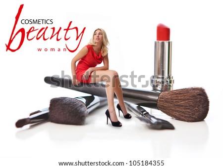 Beauty Salon. Concept - stock photo