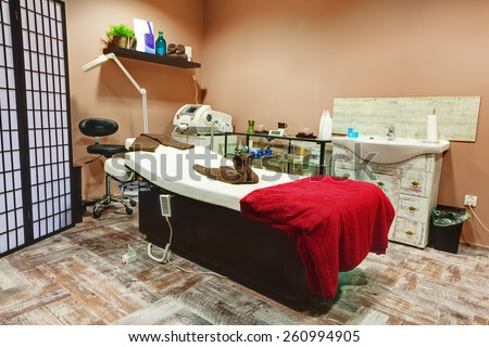 Beauty salon interior stock photos, royalty free images & vectors ...