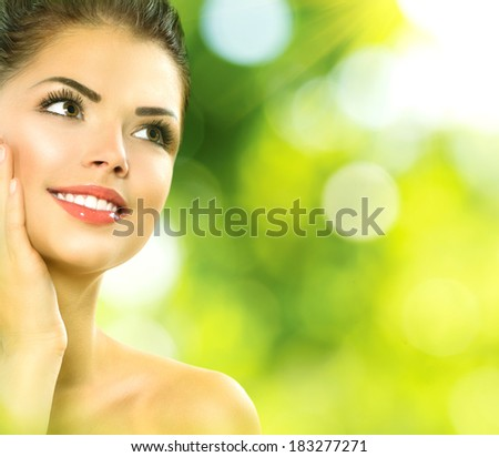 Skin whitening stock images royalty free images vectors for Skins beauty salon