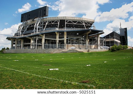 Beaver Stadium, University Park - stock photo