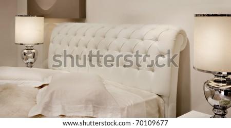 bed head - stock photo