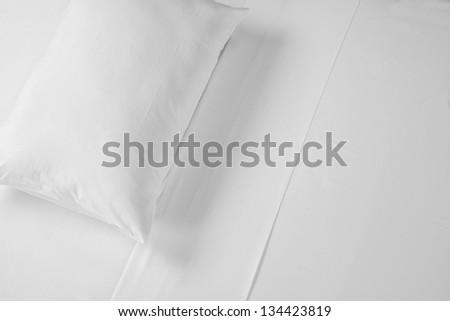 Bedding. - stock photo