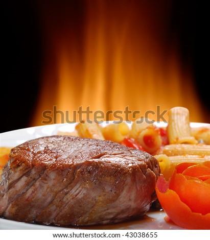 beef - stock photo