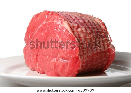 Beef Joint - stock photo