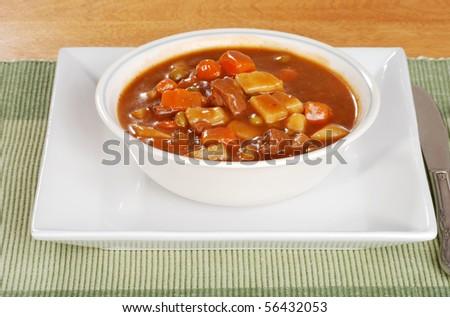 beef Stew - stock photo