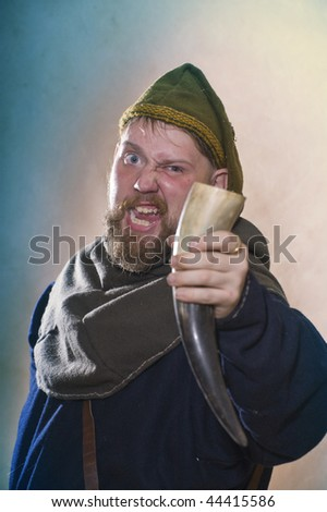 Beer! - stock photo