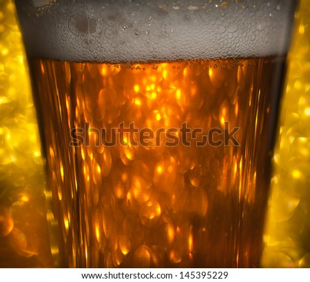 beer abstract.