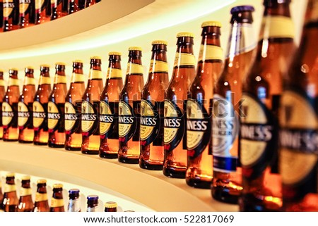 Guinness beer stock images royalty free images vectors for Guinness beer in ireland