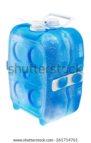 Beer Cooler - stock photo