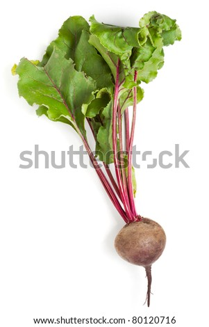 beet - stock photo