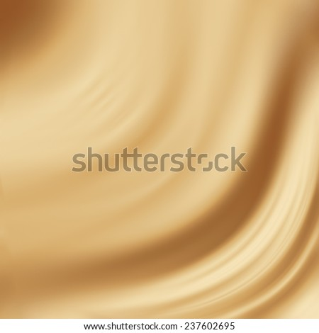 beige abstract background, coffee cream or chocolate and milk swirl background - stock photo