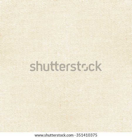 beige background old canvas texture, seamless background - stock photo