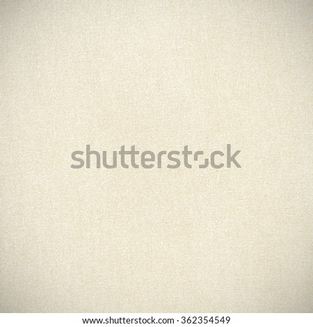 beige background paper texture canvas fabric with grey vignette - stock photo