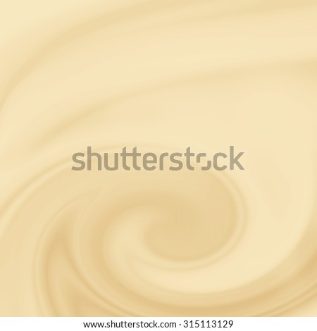 beige background, white chocolate or milk and coffee creamy swirl background