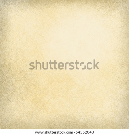 Beige background with abstract scratch surface - stock photo