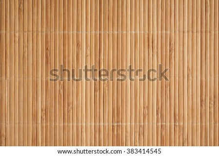 Beige bamboo napkin shot as a background