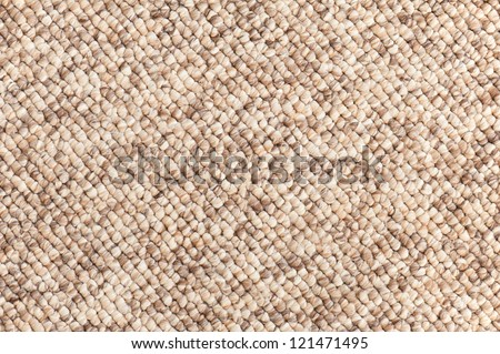beige - brown carpet texture - stock photo