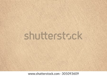 beige canvas with delicate grid to use as background or texture - stock photo