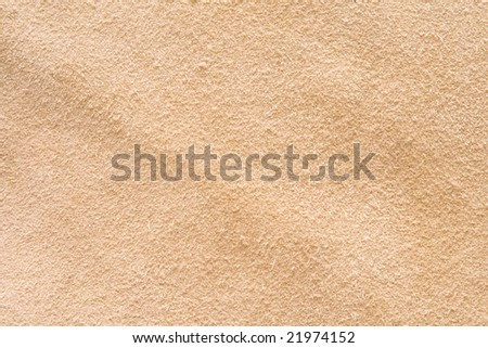 beige chamois texture can serve as background