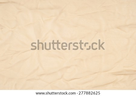 Beige fabric texture. Easy transparent fabric for backgrounds. Photography Studio - stock photo