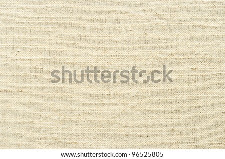 Beige linen - stock photo
