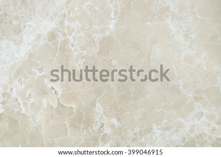 Beige or light brown marble texture or abstract background. - stock photo
