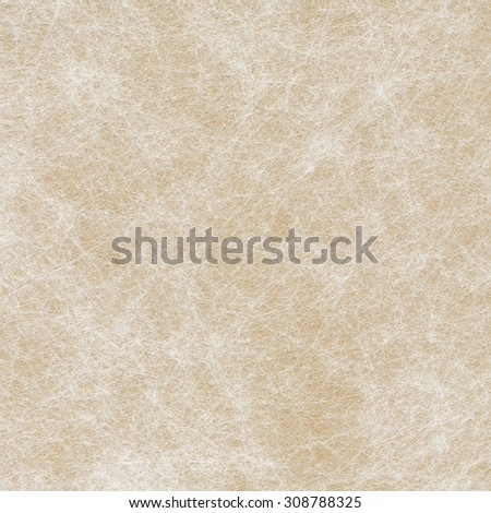 Beige paper background with pattern - stock photo