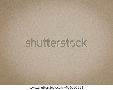 beige/tan color leather texture background with dark vignette:wrinkle of genuine skin backdrop:crinkle of pure cowskin wallpaper for ornament,design,decorate,banner,template:image. banner template - stock photo