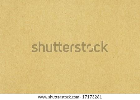 Beige textured paper - stock photo