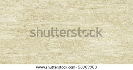 Beige Travertine marble texture (high. res.) - stock photo