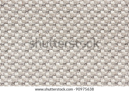 Beige weave material. See my portfolio for more - stock photo