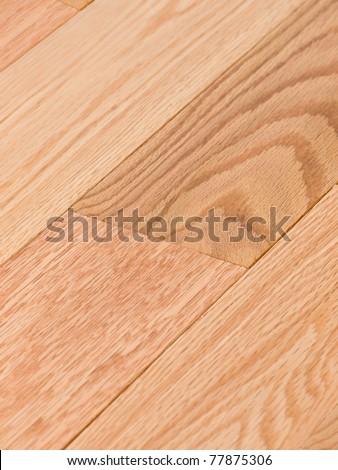 beige wood floor texture - stock photo
