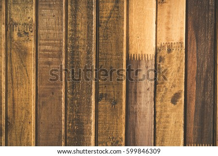 Beige wood plank texture background