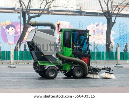 Street Sweeper Stock Images Royalty Free Images Amp Vectors