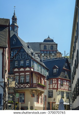 Beilstein is one of the romantic cities in Germany.