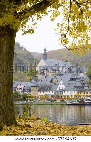 Beilstein, Rheinland Pfalz, Germany - stock photo