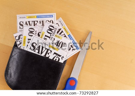 Being Smart About Your Budget - stock photo