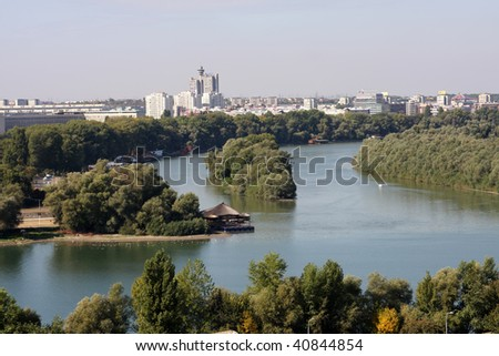 Belgrade, Serbia - stock photo