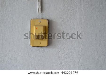 bell, handbell - stock photo