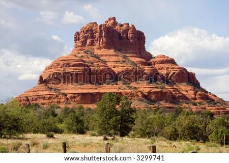 Bell Rock - stock photo