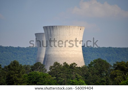 Bellefonte Nuclear Reactors in Hollywood, Alabama