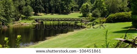 Bellingrath Gardens, Mobile Alabama - stock photo