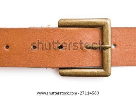 belt - stock photo