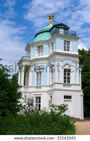 Belvedere of the Charlottenburg Palace