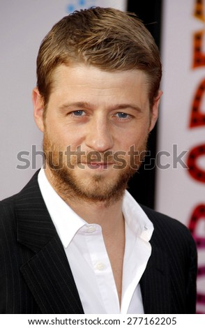 Benjamin McKenzie at the 2012 TCM Classic Film Festival Gala Screening of 'Cabaret' held at the Grauman's Chinese Theater in Hollywood on April 12, 2012.