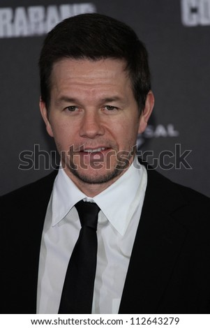 BERLIN - FEBRUARY 27: Actor Mark Wahlberg attends the photocall of 'Contraband' at Hotel Ritz Carlton on February 27, 2012 in Berlin, Germany.
