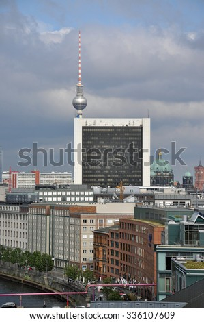 Berlin, Germany - stock photo